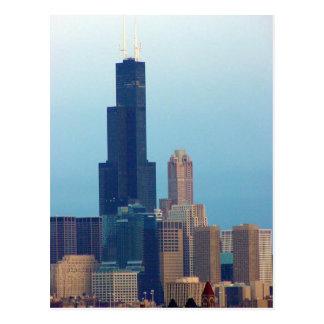 Torre Sears 3 Postales