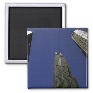 Torre Sears Imán De Nevera