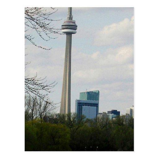 Torre V2 del NC de la señal de Toronto Postal