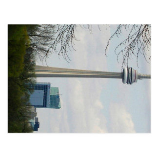 Torre V2 del NC de la señal de Toronto Tarjetas Postales