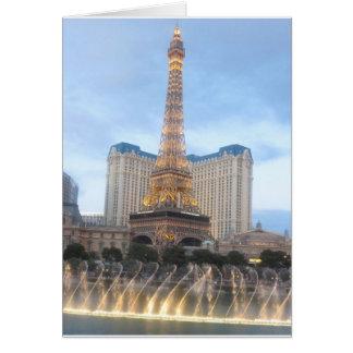 Torre VEGAS de la reproducción EFFEL Hoteles de l