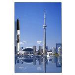 Torre y edificios del NC en Toronto, Ontario, Cana Pizarras Blancas De Calidad