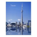 Torre y edificios del NC en Toronto, Ontario, Cana Postal
