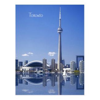 Torre y edificios del NC en Toronto, Ontario, Tarjetas Postales