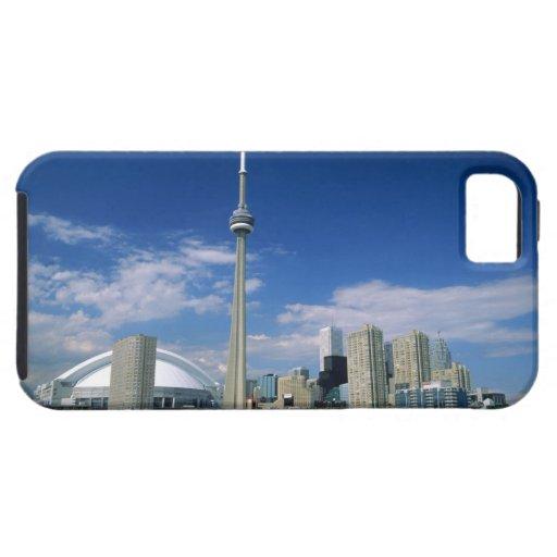 Torre y Skydome del NC en Toronto, Ontario, iPhone 5 Cárcasas
