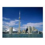 Torre y Skydome del NC en Toronto, Ontario, Tarjeta Postal
