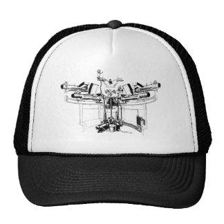 Torrecilla de arma doble gorras