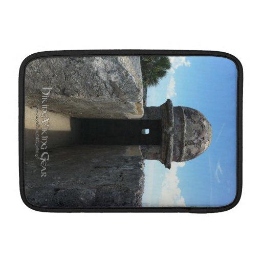 Torrecilla de Castillo de San Marcos, St Augustine Funda Para Macbook Air