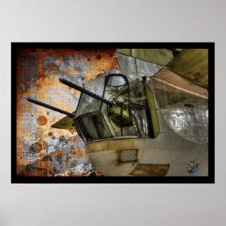 Torrecilla posterior del artillero - libertador B2