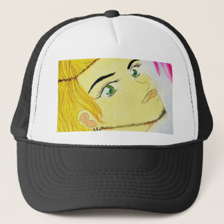 Torrence Tilts Trucker Hat