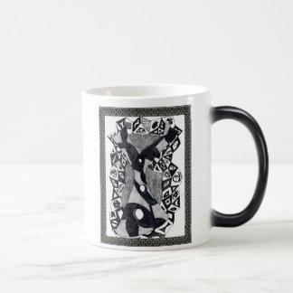 Torrent 11 Oz Magic Heat Color-Changing Coffee Mug