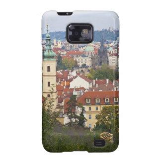 Torres de Praga Samsung Galaxy S2 Funda