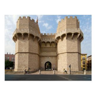 Torres de Serranos Postales