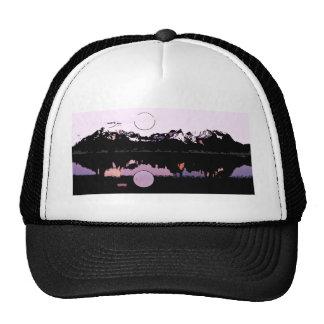 Torres del Paine National Park, Chile 3 Mesh Hats