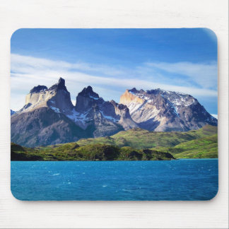 Torres del Paine National Park, Chile Mouse Pad