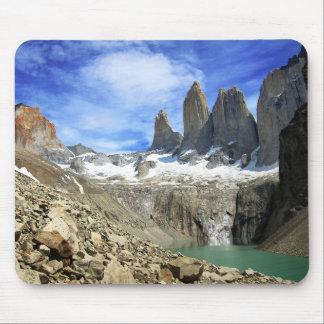 Torres del Paine National Park, Chile Mouse Pads
