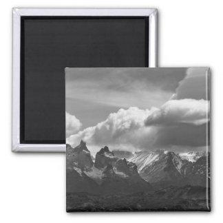 Torres Del Paine National Park,  Cuernos and Magnet