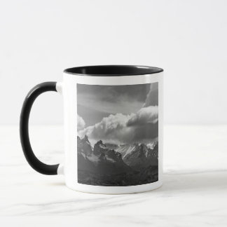 Torres Del Paine National Park,  Cuernos and Mug