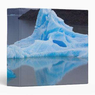 Torres del Paine National Park, Glacial ice Binder