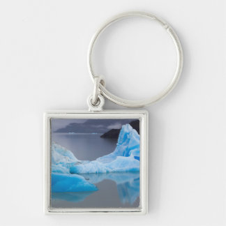 Torres del Paine National Park, Glacial ice Keychain