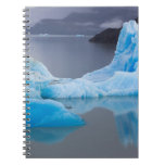 Torres del Paine National Park, Glacial ice Notebook