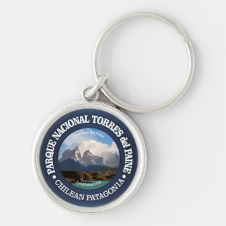 Torres del Paine National Park Keychain