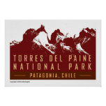 Torres del Paine-Print