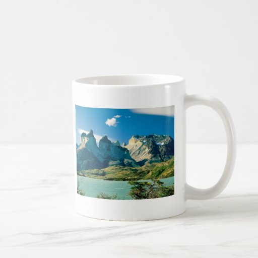 Torres Del Pane National Park, Chile Classic White Coffee Mug