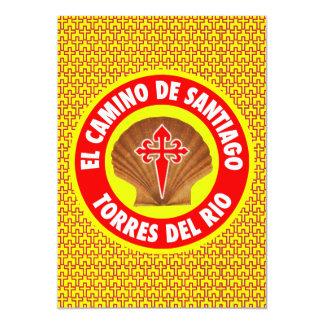 Torres del Rio Card