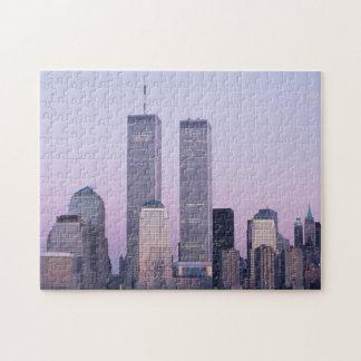 Torres gemelas de Nueva York Puzzles