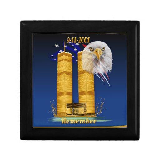 Torres gemelas del oro, cajas de regalo de la band