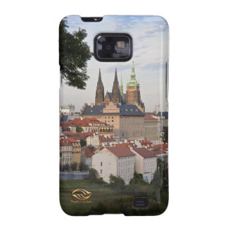 Torres Praga de la catedral de St.Vitus Galaxy SII Carcasas