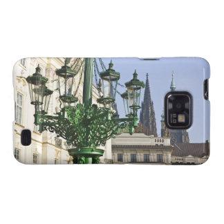 Torres Praga de la lámpara ST.Vitus Galaxy SII Carcasa