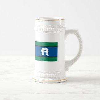 Torres Strait Islands Flag Mug