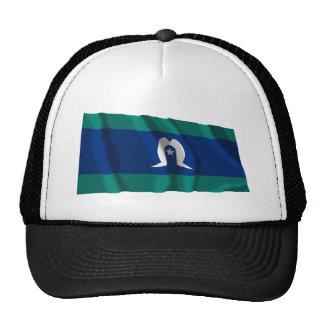 Torres Strait Islands Waving Flag Hat