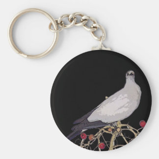 Torresian Imperial Pigeon keychain