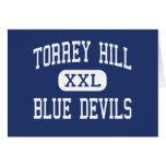 Torrey Hill Blue Devils Middle Fenton Greeting Card