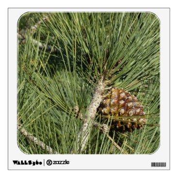 Art Themed Torrey Pine Closeup Wall Sticker