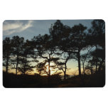 Torrey Pine Sunset II California Landscape Floor Mat