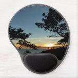 Torrey Pine Sunset III California Landscape Gel Mouse Pad