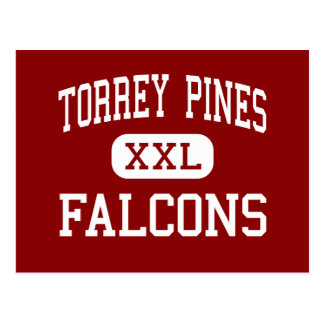 Torrey Pines - Falcons - High - Encinitas Postcard