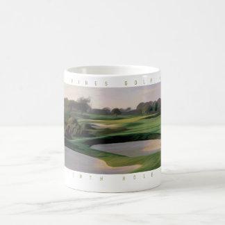 Torrey Pines South #14 mug