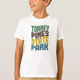 Torrey Pines State Park T-shirt