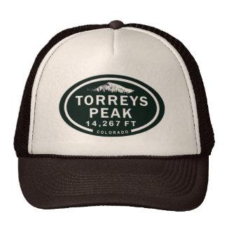 Torreys Peak 14,267 FT CO 14er Mountain Hat