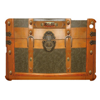 Torricelli Old Luggage Style  Vintage Case For The iPad Mini