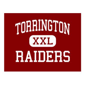 Torrington - asaltantes entrenados para la lucha postal