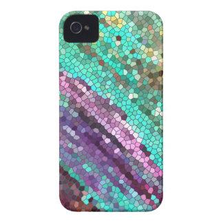 Torsión de la línea de la playa Case-Mate iPhone 4 protectores