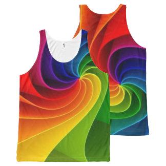 Torsión del arco iris