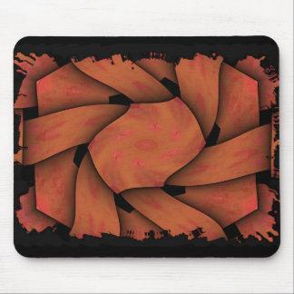 Torsión y sacudida mousepads