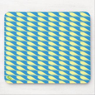 Torsiones del amarillo 2, © AH 2015 de Mousepad